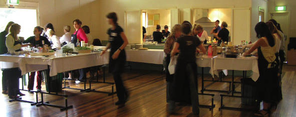 Bangalow Cooking School Heartbeat Article