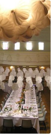 A&I Hall catering